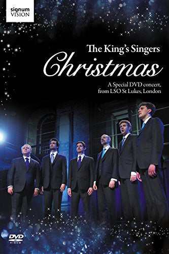 CHRISTMAS - THE KING'S SINGERS (DVD)