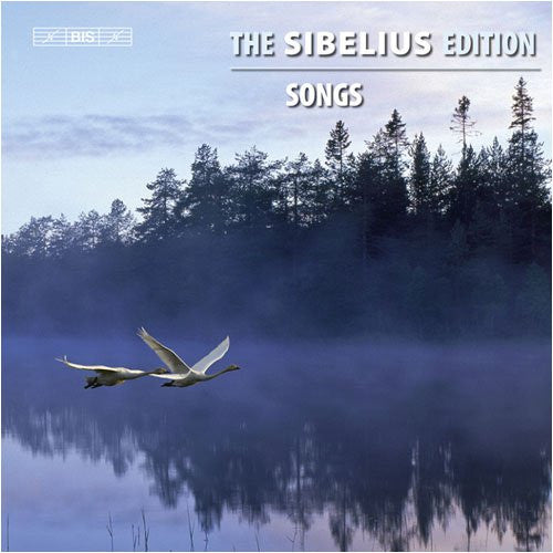 Sibelius: Songs (BIS Complete Sibelius Edition, Volume 7) 5 CD set
