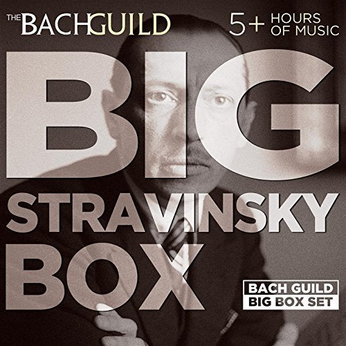 Big Stravinsky Box (6 Hour Digital Download)
