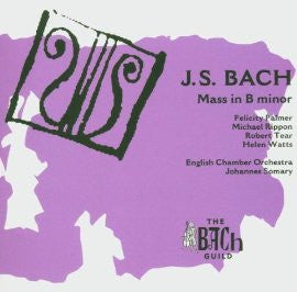Bach: Mass in B Minor - Helen Watts, Felicity Palmer, Amor Artis Chorale, English Chamber Orchestra (2 CDs)