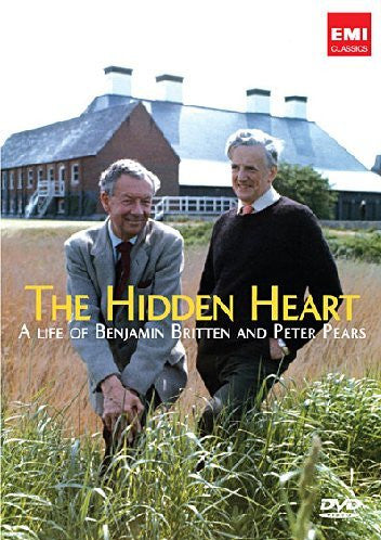 A HIDDEN HEART - A Life of Benjamin Britten and Peter Pears