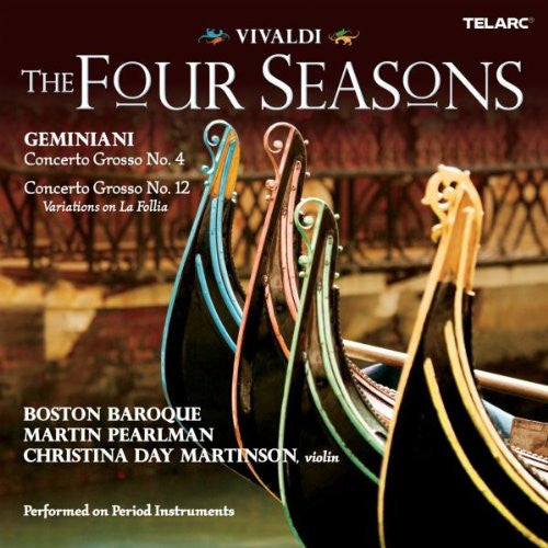 Vivaldi: The Four Seasons - Boston Baroque