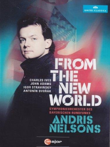 FROM THE NEW WORLD - ANDRIS NELSONS; SYMPHONIE ORCHESTER DES BAYERISCHEN RUNDFUNKS