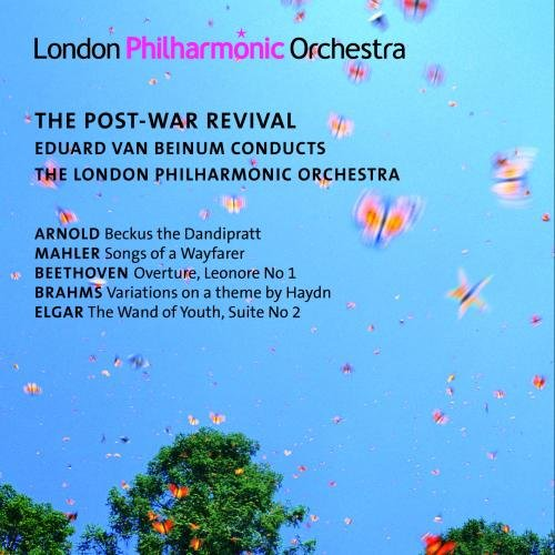 POST WAR REVIVAL - VAN BEINUM CONDUCTS THE LONDON PHILHARMONIC ORCHESTRA