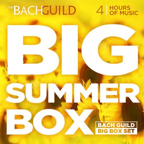 Big Summer Box (4 Hour Digital Download)