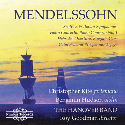 Mendelssohn: Symphonies and Overtures - Hanover Band (2CDs)