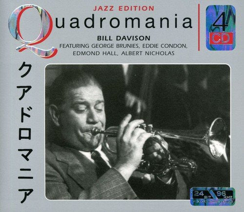 DAVISON, BILL: Feat. George Brunies,Eddie Condon,Edmond Hall,AlbertNicholas