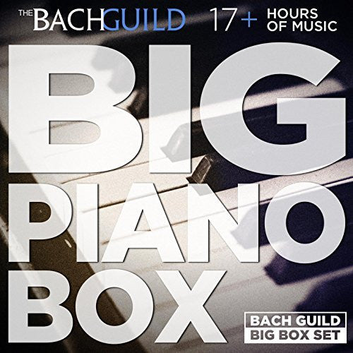 Big Piano Box (17 Hour Digital Boxed Set)