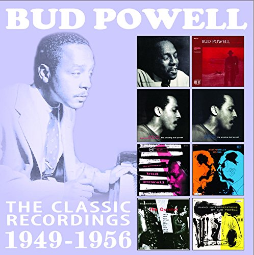 Bud Powell - Classic Recordings: 1949-1956 (4 CDS)