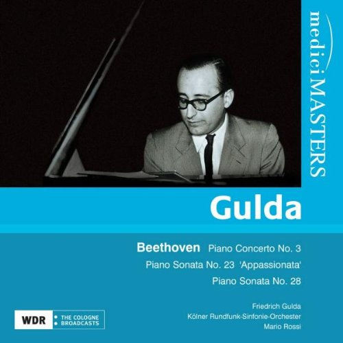 GULDA PLAYS BEETHOVEN