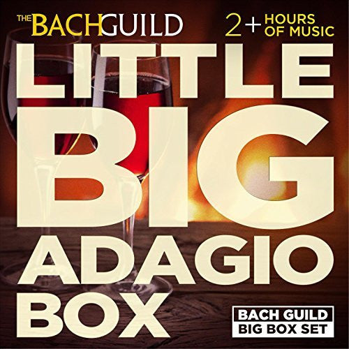 LITTLE BIG ADAGIOS BOX