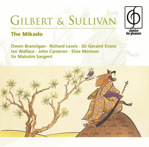 GILBERT & SULLIVAN: THE MIKADO - SARGENT, SIR MALCOLM