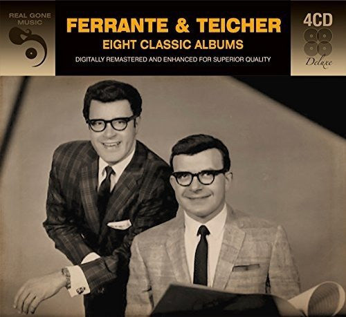 Ferrante and Teicher: Eight Classic Albums-Digitally Remastered
