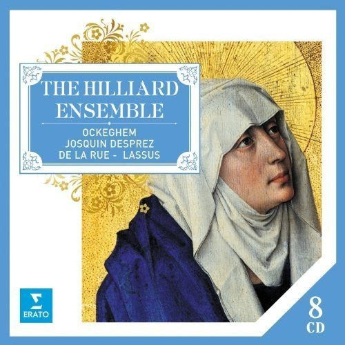 Hilliard Ensemble: Franco-Flemish Masterworks (8 CDs)