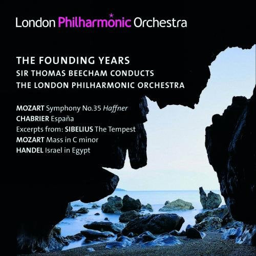 BEECHAM: THE FOUNDING YEARS - LPO; LEEDS FESTIVAL CHORUS; BEECHAM