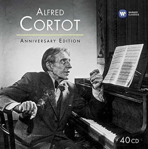 ALFRED CORTOT: The Anniversary Edition (40 CDS)