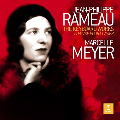 Rameau: The Keyboard Works - Marcelle Meyer (2 CDs)