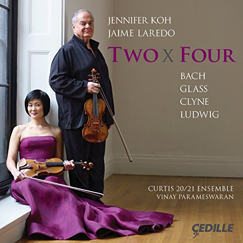 TWO X FOUR: JENNIFER KOH & JAIME LAREDO; CURTIS 20/21 ENSEMBLE; VINAY PARAMESWARAN
