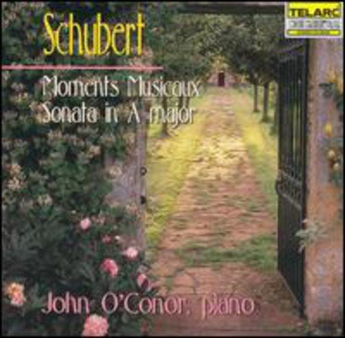Schubert: Moments Musicaux & A Major Sonata - John O'Conor