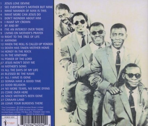 The Blind Boys of Alabama: Collection 1948-1951