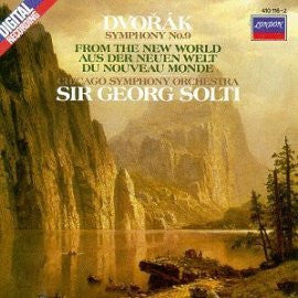"Dvorak: Symphony No. 9 ""From the New World"" - Sir Georg Solti, Chicago Symphony"