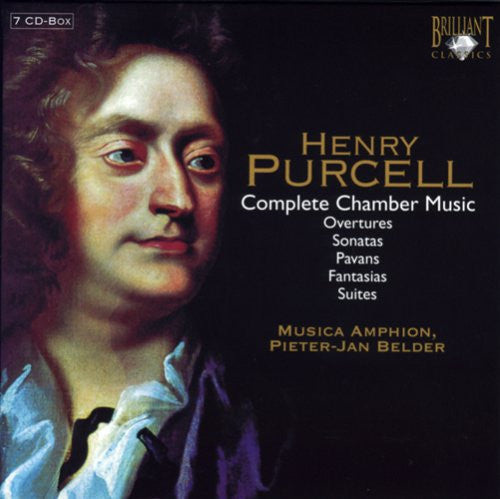 PURCELL: COMPLETE CHAMBER MUSIC (7 CDS)