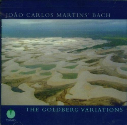 Bach: Goldberg Variations - Joao Carlos Martins