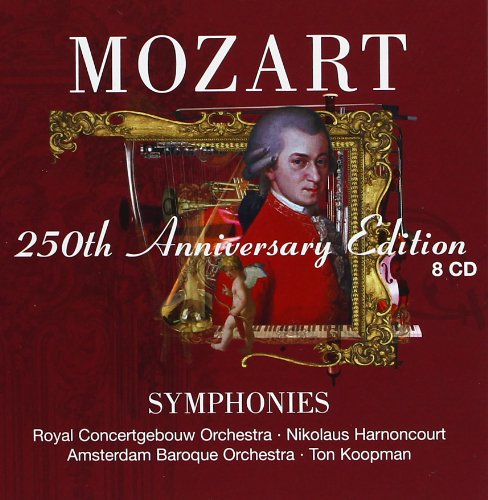 MOZART 250TH ANNIVERSARY EDITION: SYMPHONIES