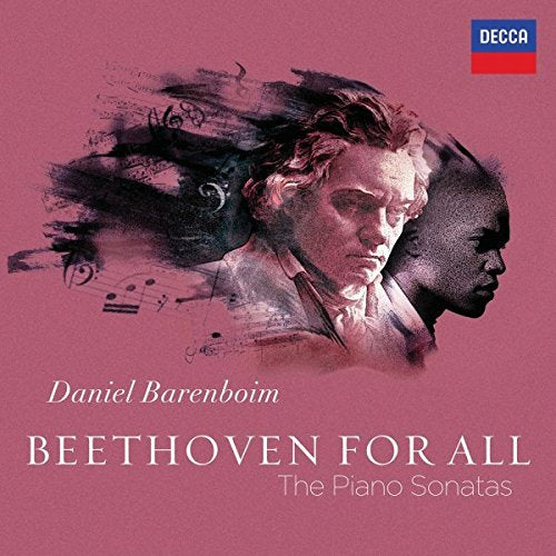 BEETHOVEN FOR ALL: THE PIANO SONATAS - DANIEL BARENBOIM (10 CDS)
