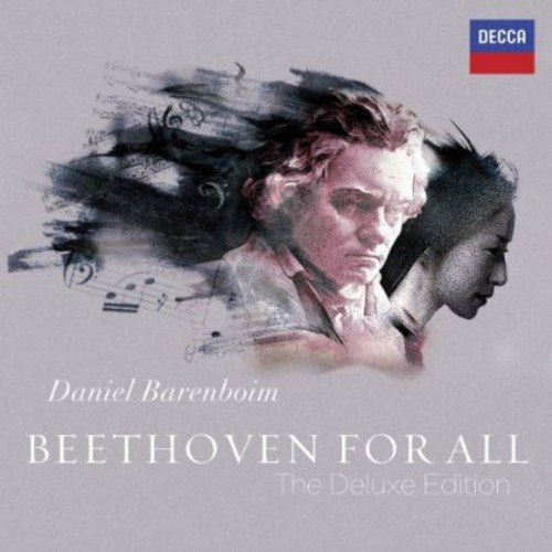 BEETHOVEN FOR ALL (DELUXE VERSION): DANIEL BARENBOIM, WEST-EASTERN DIVAN ORCHESTRA, STAATSKAPELLE BERLIN