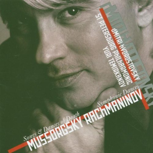 MUSSORGSKY: SONGS AND DANCES OF DEATH; RACHMANINOV: SYMPHONIC DANCES - HVOROSTOVSKY, TEMIRKINOV, ST. PETERSBURG SYMPHONY