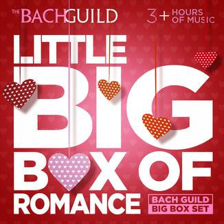 Little Big Box of Romance (3 Hour Digital Download Boxed Set)