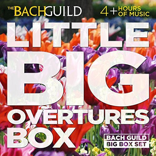 Little Big Overtures Box (A 4 Hour Digital Boxed Set)