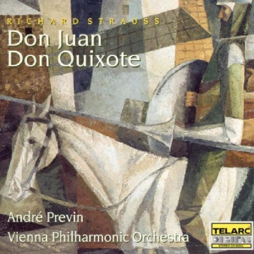 Strauss: Don Juan & Don Quixote - Andre Previn, Vienna Philharmonic