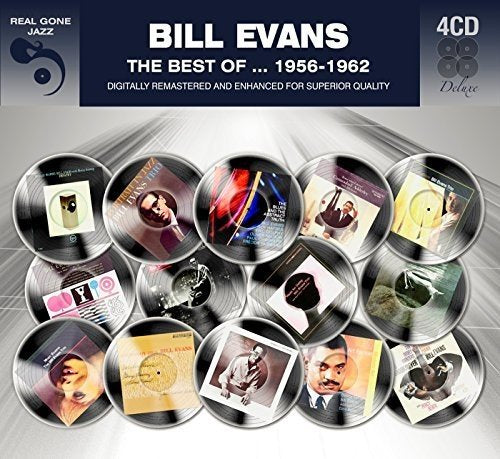 Bill Evans: Best Of 1956-1962 (4 CDs)