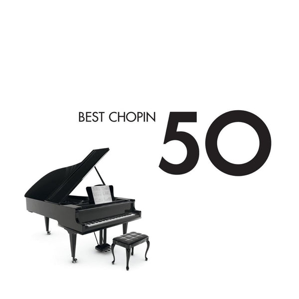 Best Chopin 50 (3 CDs)