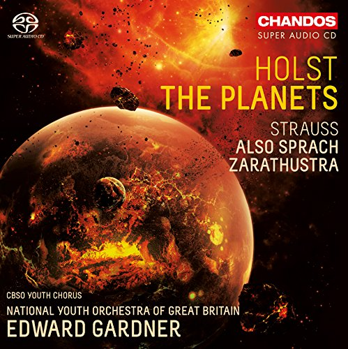 Holst: The Planets; Strauss: Also sprach Zarathustra (Hybrid SACD)