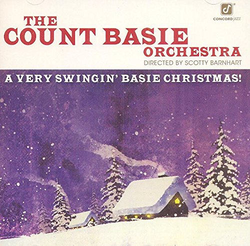 A VERY SWINGIN' BASIE CHRISTMAS (LP)