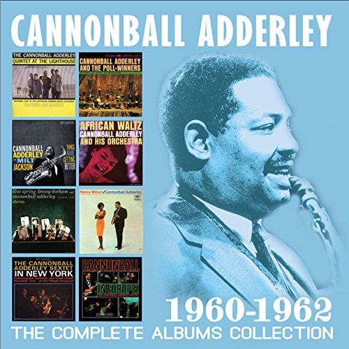 Cannonball Adderley - Complete Albums Collection 1960-1962