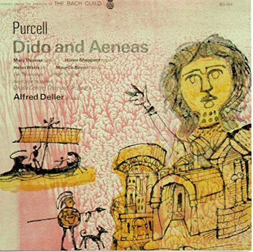 Purcell: Dido and Aeneas; The Masque in Dioclesian - Deller; Deller Consort; Harnoncourt (2 CDs)