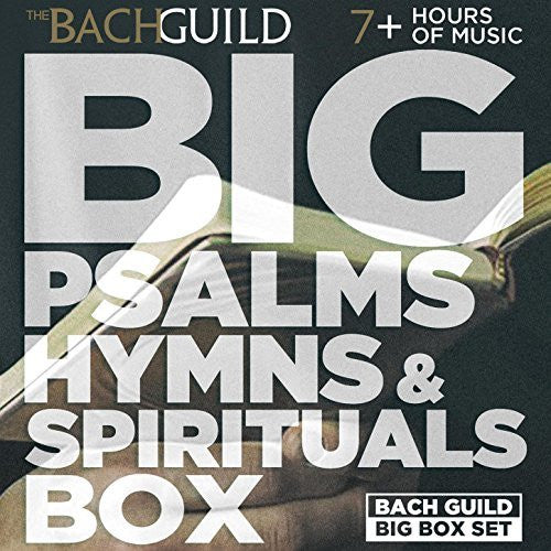 Big Psalms, Hymns and Spirituals Box (7 Hour Digital Boxed Set)