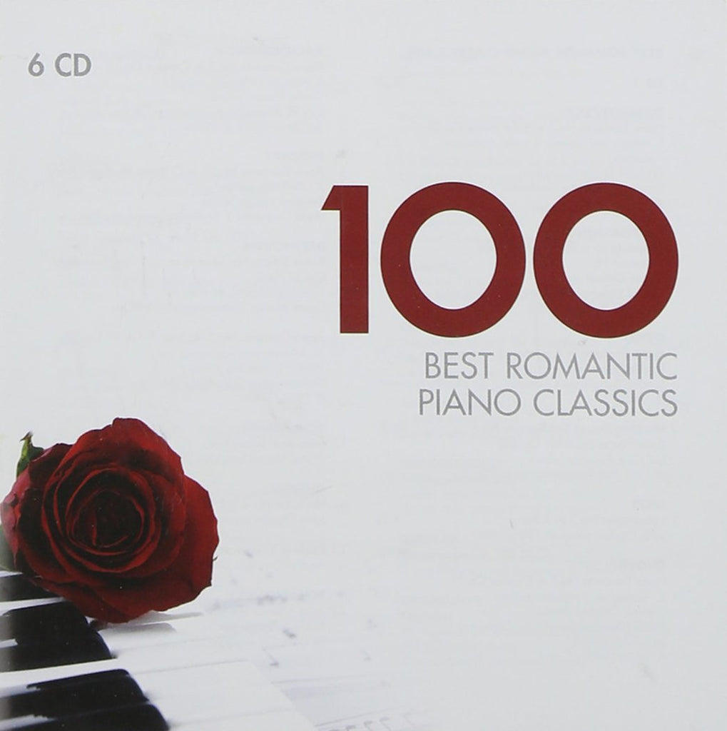 BEST ROMANTIC PIANO CLASSICS 100