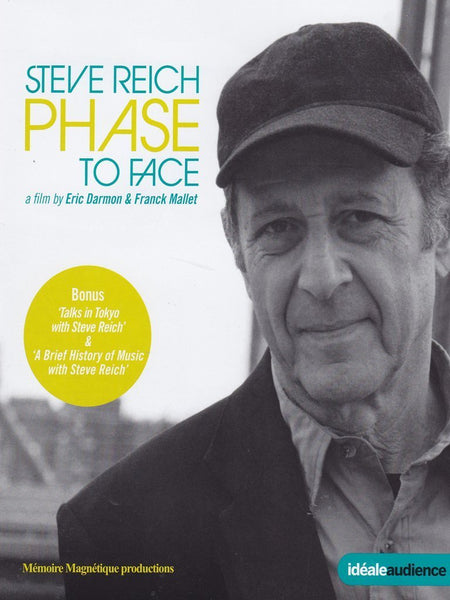 STEVE REICH: PHASE TO FACE (BLU-RAY)