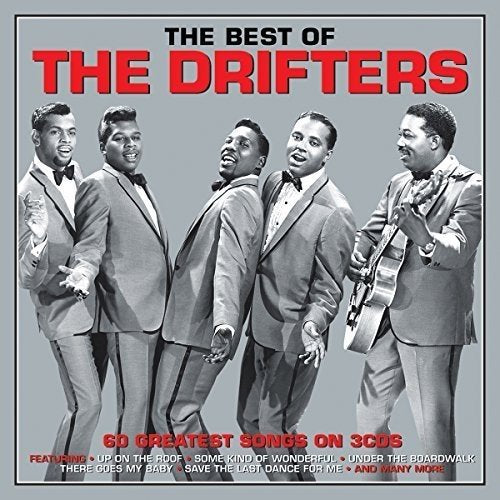 The Drifters: Best Of (3 CDS)