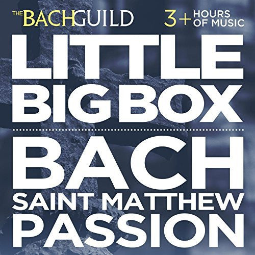 Bach: St. Matthew Passion (Bach Guild Digital Download Boxed Set)