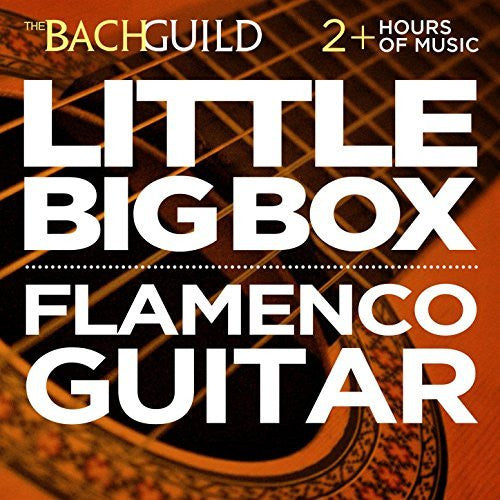 LITTLE BIG BOX: FLAMENCO GUITAR