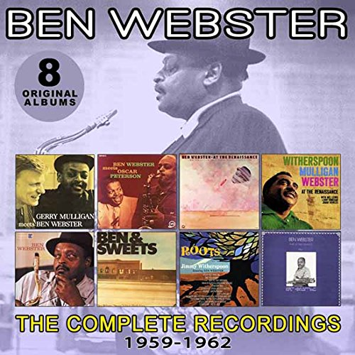 Ben Webster - Complete Recordings: 1959-1962 (4 CDS)