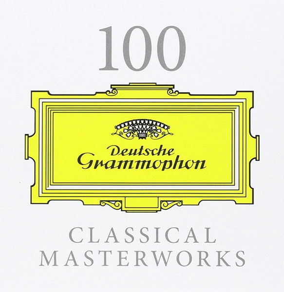 100 CLASSICAL MASTERWORKS (5 CDS)