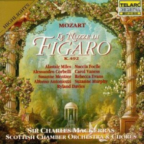 Mozart: Highlights From The Marriage Of Figaro - Mackerras, Scottish National Orchestra