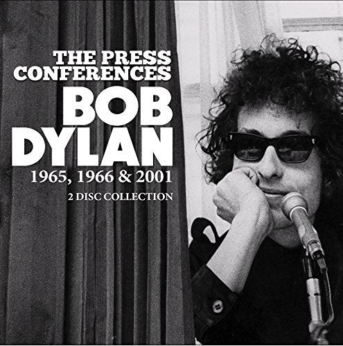 Bob Dylan - Press Conferences (2 CDS)